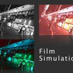 フィルムシミュレーションを比較してみた