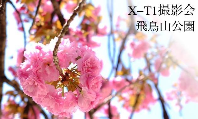 X-T1撮影会 in 飛鳥山公園