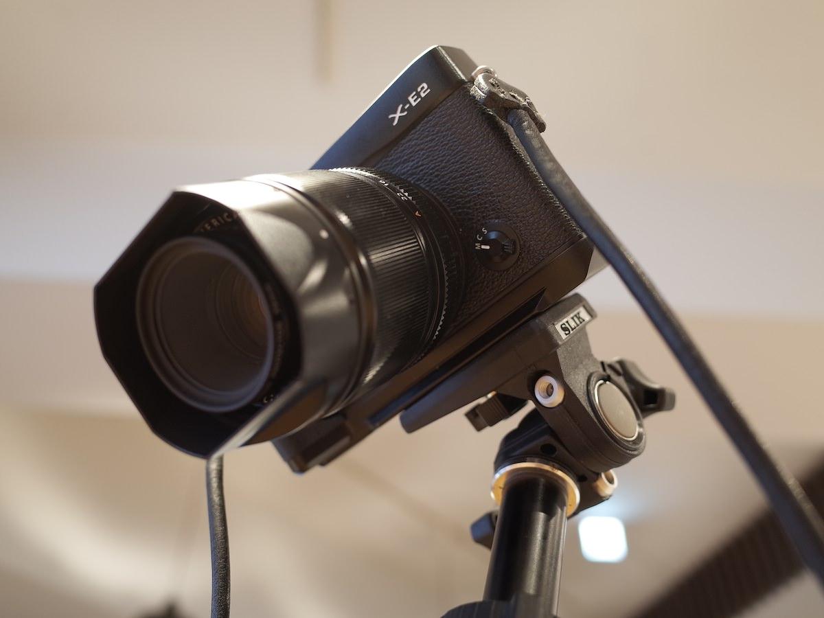 XF60mmマニュアルフォーカス
