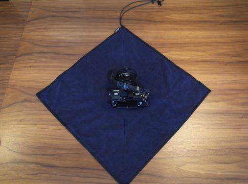 カメラの収納の仕方