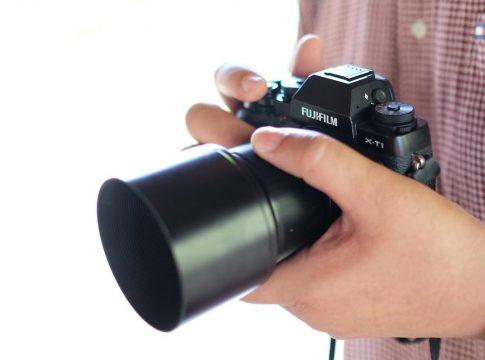 X-T1 fujinon 18-55mm