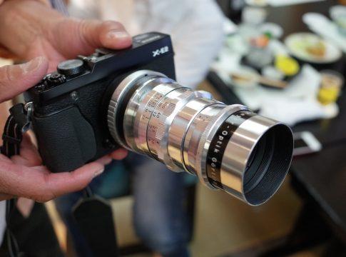 X-T1+レンズ