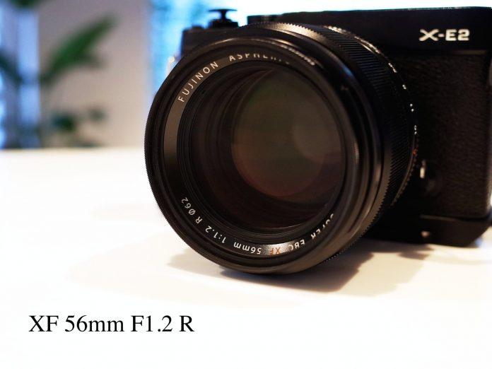 XF56mm F1.2R