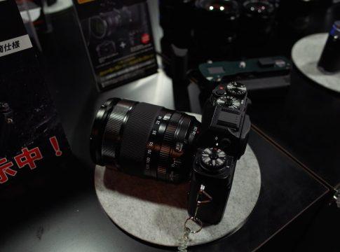 XF18-135mm