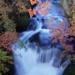 GRのスローシャッターで滝や川の流れをキレイに撮る