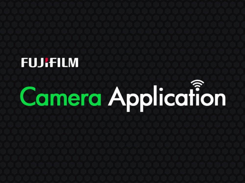 iPad FUJIFILM Camera Application-8