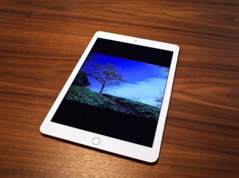 iPadで写真を表示